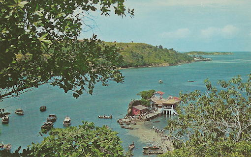 kusu-old-postcard